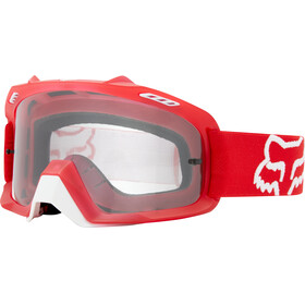 Fox Air Space Goggles red